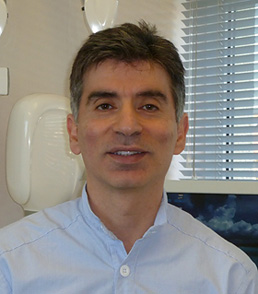 photo of Dr. Bilverdi